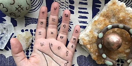 Introduction to Palmistry: How-To & History tickets