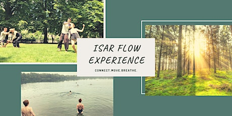 Isar Flow Experience: connect,  move, and breathe in nature Tickets