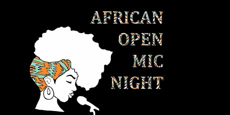 African Open Mic Night Frankfurt Tickets