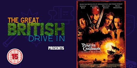 Pirates of the Caribbean: Curse of the Black Pearl (Doors Open at 15:00) tickets