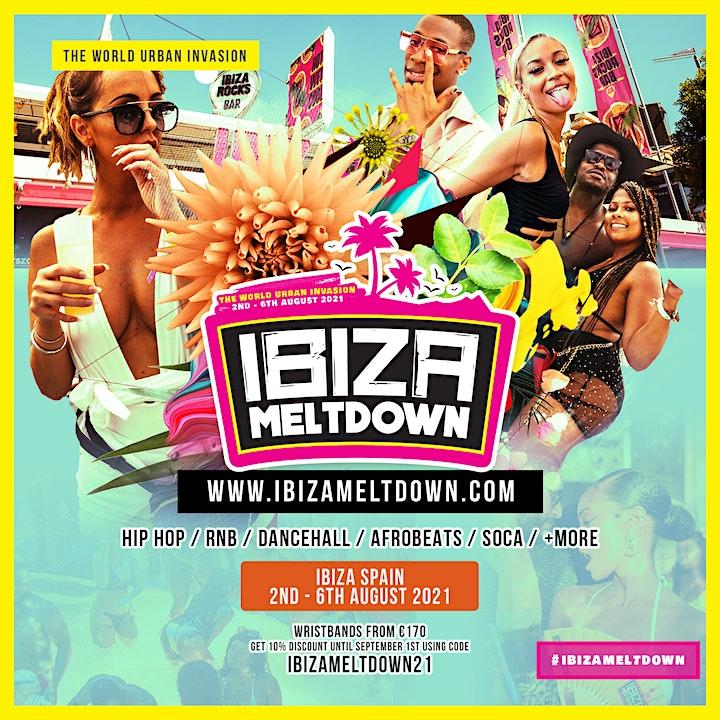 Ibiza Meltdown 2021 image