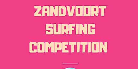 Zandvoort Surf Competition tickets