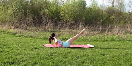 FRIDAY 8/7 - Outdoor POP Pilates Class tickets