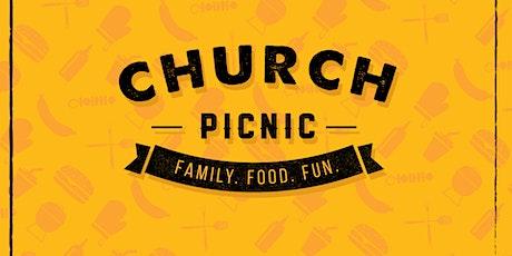 Church Picnic BBQ! tickets