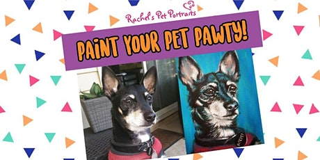 Paint Your Pet Pawty! tickets