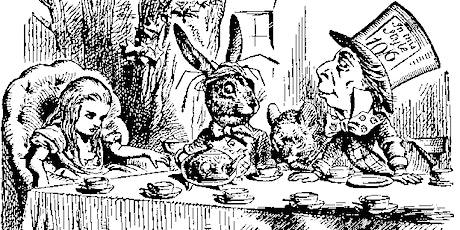 Paint Like Series: Alice in Wonderland (Carroll & Tenniel) Cutouts tickets