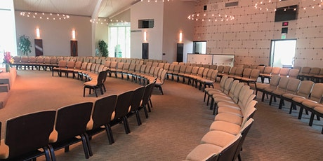 August 9 PCC In-Person Service Reservations tickets