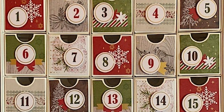 Christmas Countdown Project Class tickets