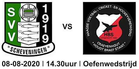 SVV Scheveningen 1 - HBS 1 tickets