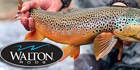 Fly Fishing Class with Walton Rods tickets