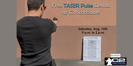 TASER Pulse Demo tickets