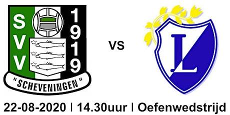 SVV Scheveningen 1 - Leonidas 1 tickets