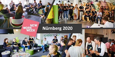 New Work Week Nürnberg -  Improvisationsräume und Innovationskultur Tickets