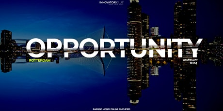 Opportunity Workshop Rotterdam tickets