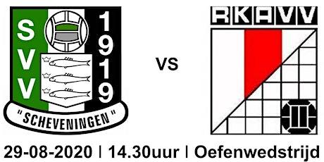 SVV Scheveningen 1 - RKAVV 1 tickets