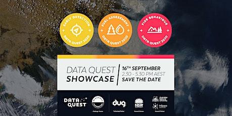Data Quest 2020 - Digital Showcase tickets