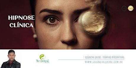 CURSO: Hipnose Clínica ingressos