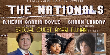 The Nationals Improv Comedy with Amari Tillman! tickets
