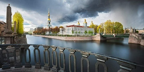Virtual canal cruise in St. Petersburg tickets