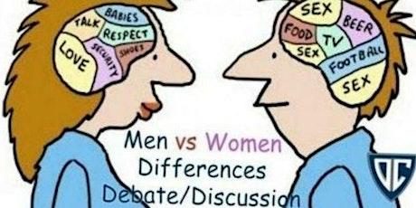 The Debate Between Men and Women tickets