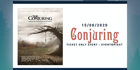Movie In The Mountains - The Conjuring tickets