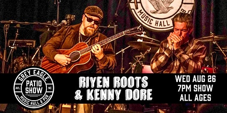 PATIO SHOW: Roots and Dore tickets