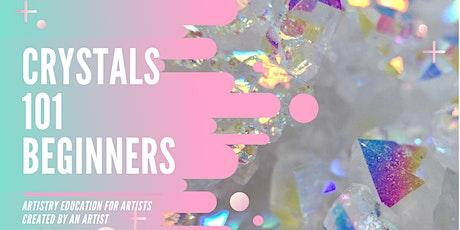 Crystals 101 - Quartz, Jade, Amethyst, ... tickets