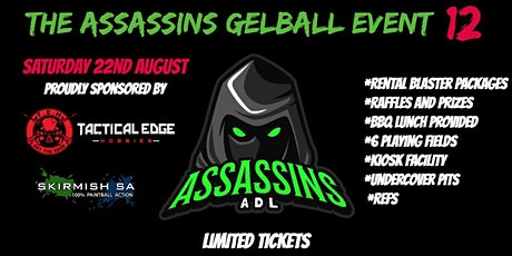 Assassins Gelball Event #12 tickets