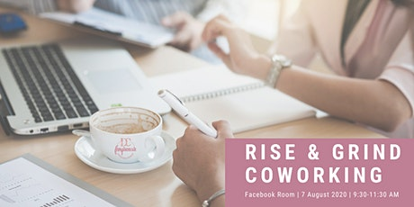 Rise & Grind Virtual CoWorking tickets