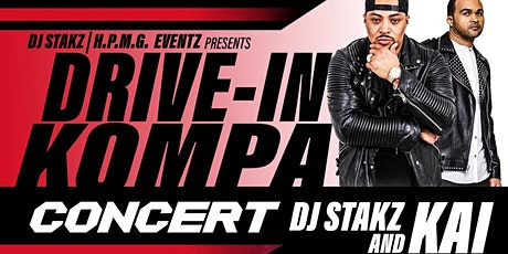 NYC DRIVE - IN KOMPA CONCERT tickets