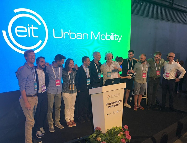 InnovaCity Munich-Barcelona   Mobility Hackathon Online image