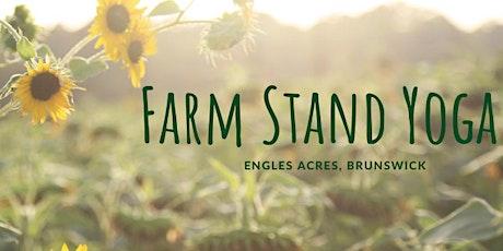 Farm Stand Yoga tickets