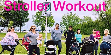 Tuesday STROLLER WORKOUT billets