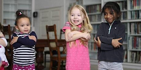 Preschool Theatre (ages 3-6)~Lindenwood Preschool Rising Dino tickets