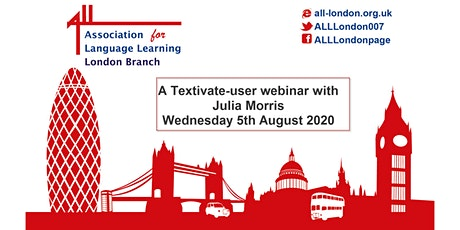 Textivate-User Webinar with Julia Morris tickets