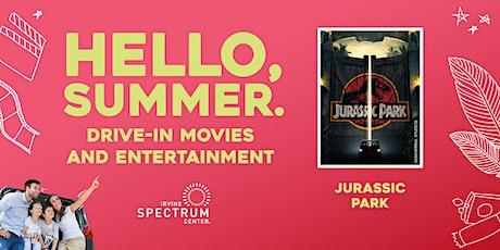 Starlite Drive In Movies - JURASSIC PARK tickets