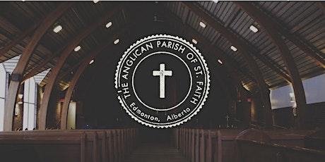 Communion Service - St. Faith's Anglican Church tickets