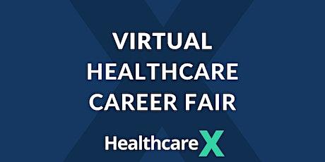 (VIRTUAL) San Antonio Healthcare Career Fair December 8, 2020 tickets