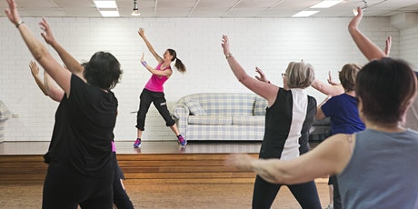 Zumba Gold - Ashfield tickets