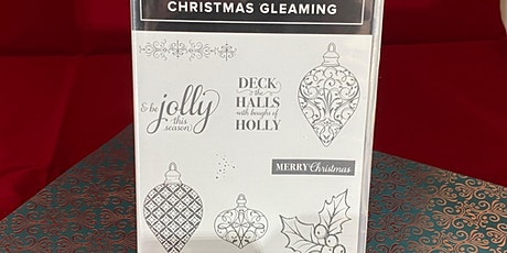 Christmas is Gleaming Class tickets