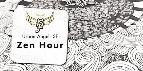 Urban Angels SF Zen Hour (October) tickets
