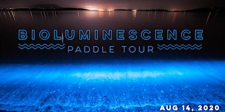 Bioluminescence Paddle Tour tickets