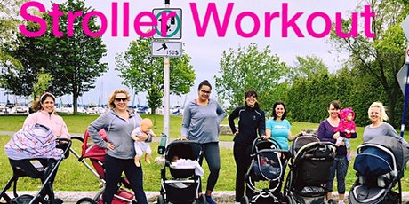 Thursday STROLLER WORKOUT billets