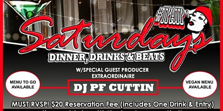 Dinner, Drinks,and All kind of Music with your Favorite DJs @Tatanka's Bar tickets