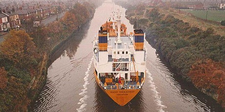 In Search of the Manchester Ship Canal tickets
