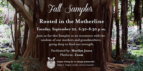 Rooted in the Motherline (Sampler) tickets
