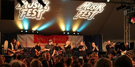 Outdoor Dining at Musikfest with special guest The Sofa Kings tickets