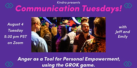 Communication Tuesdays! tickets