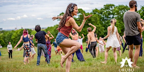 Sat,5:30-7:30pm Ecstatic Dance London Outdoor Silent Disco & Cacao Ceremony tickets