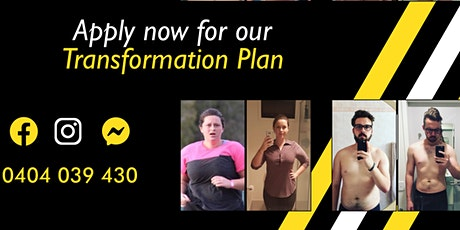 All Inclusive Transformation Plan tickets